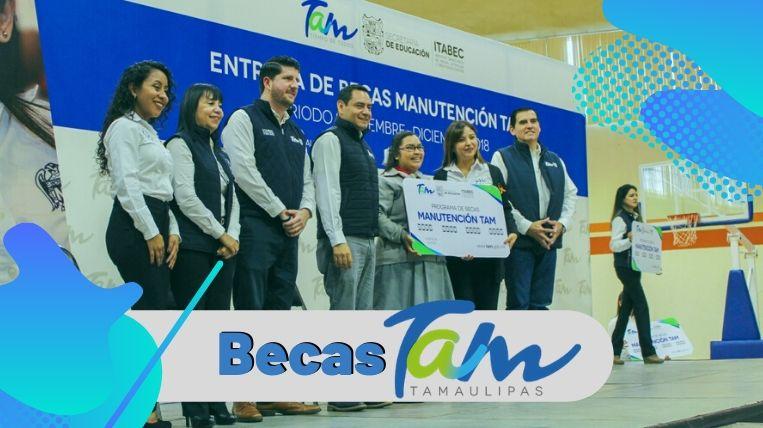 Qué son las becas TAM en México