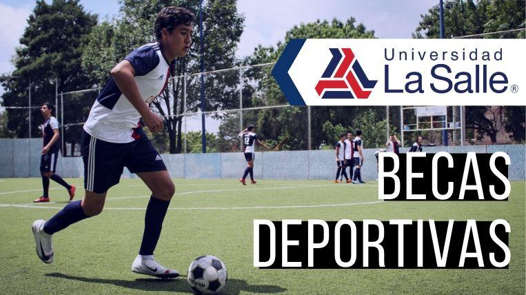 Cómo solicitar las becas deportivas La Salle en México