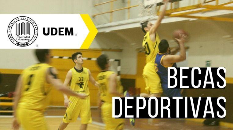 Cuáles son las becas deportivas de la UDEM en México