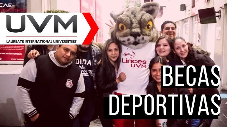 Cómo solicitar las becas deportivas de la UVM en México